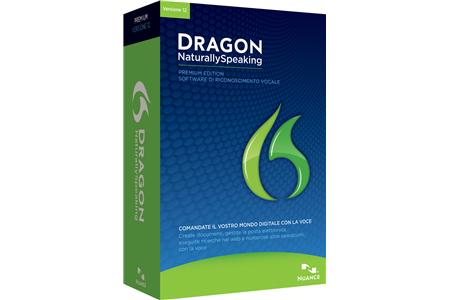 NUANCE COMMUNICATIONS - DRAGON NATURALLY SPEAKING